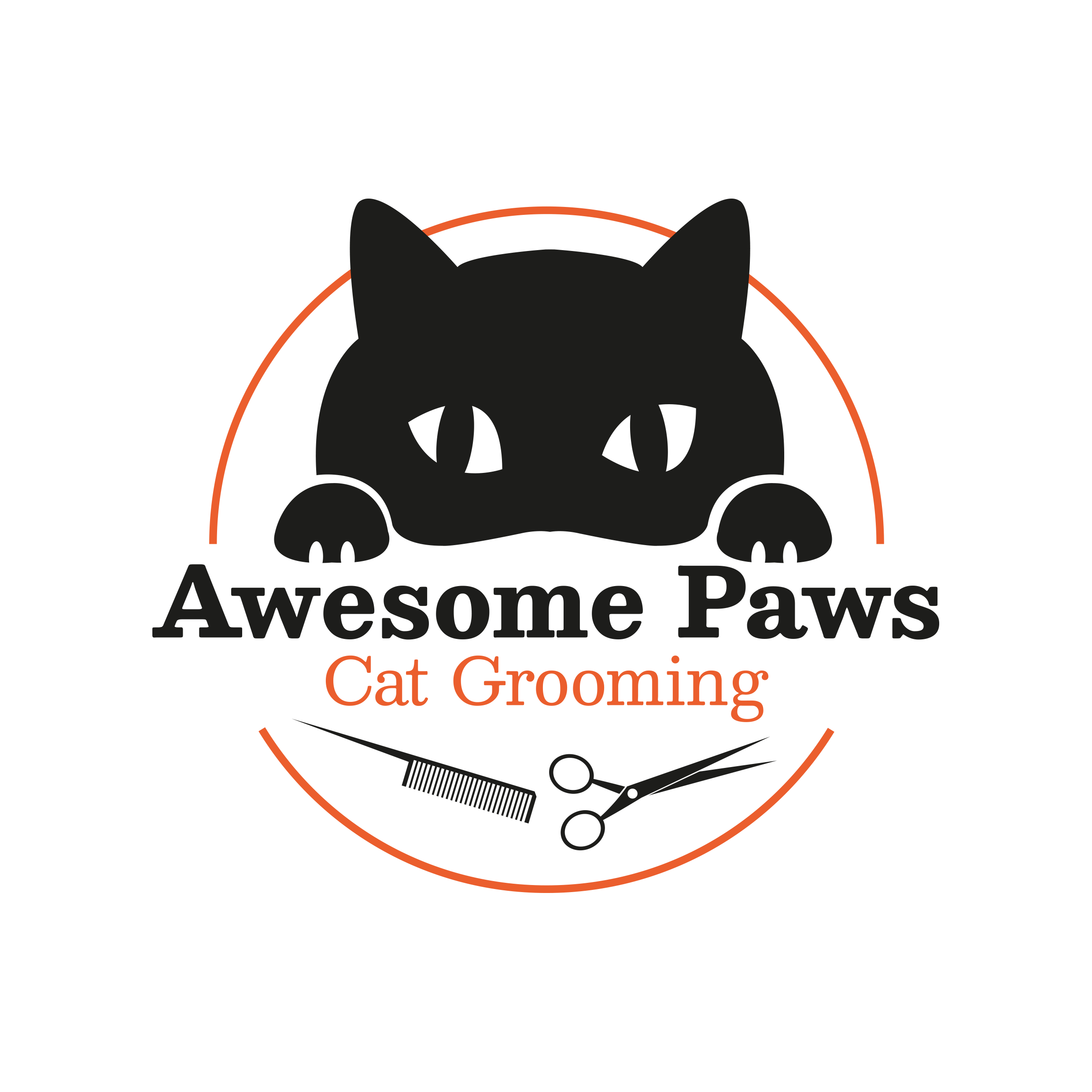 Awesome Paws Cat Grooming