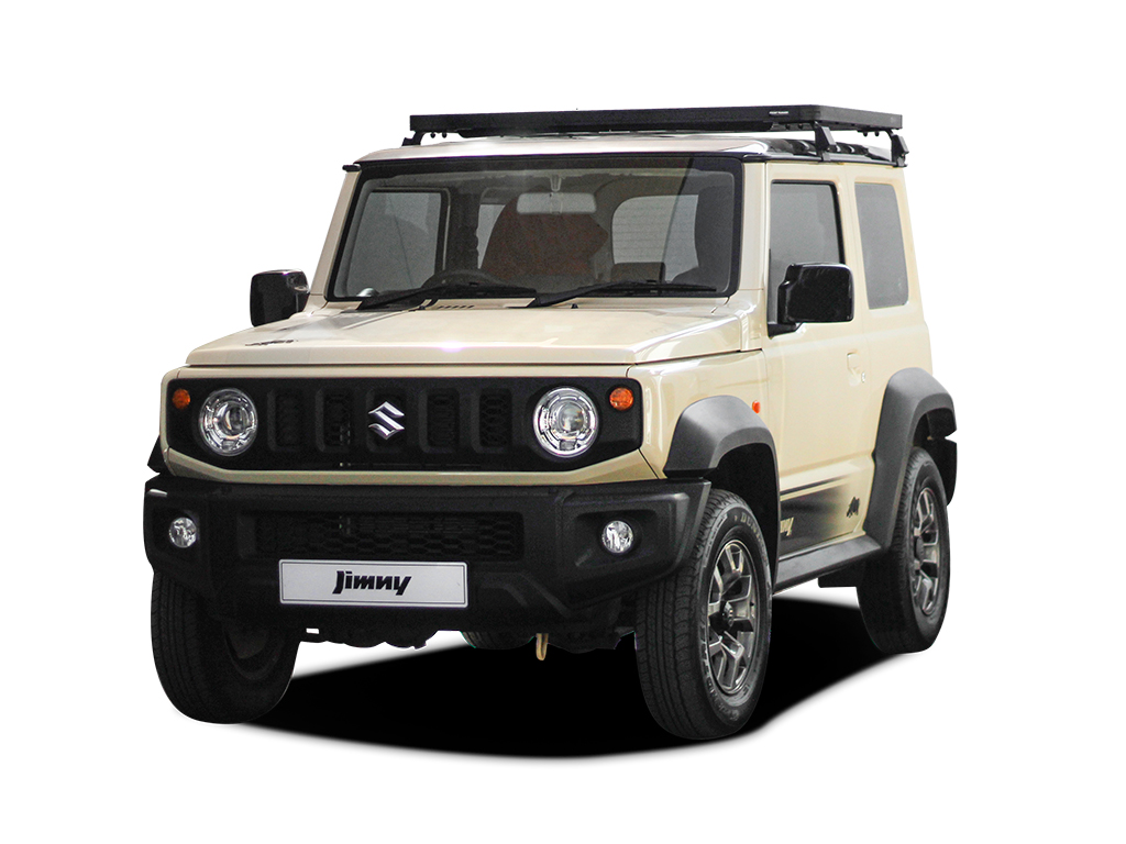Front Runner Suzuki Jimny (2018-Current) Slimline II 3/4 Roof Rack Kit