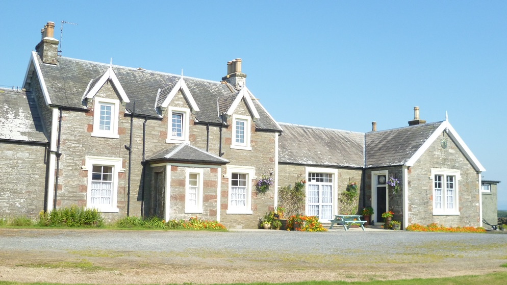 Castlewigg Lodge B&B
