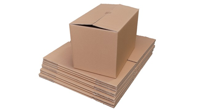 10 x Small Removal Boxes