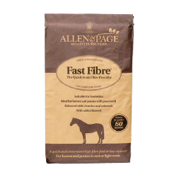 Allen and Page Fast Fibre