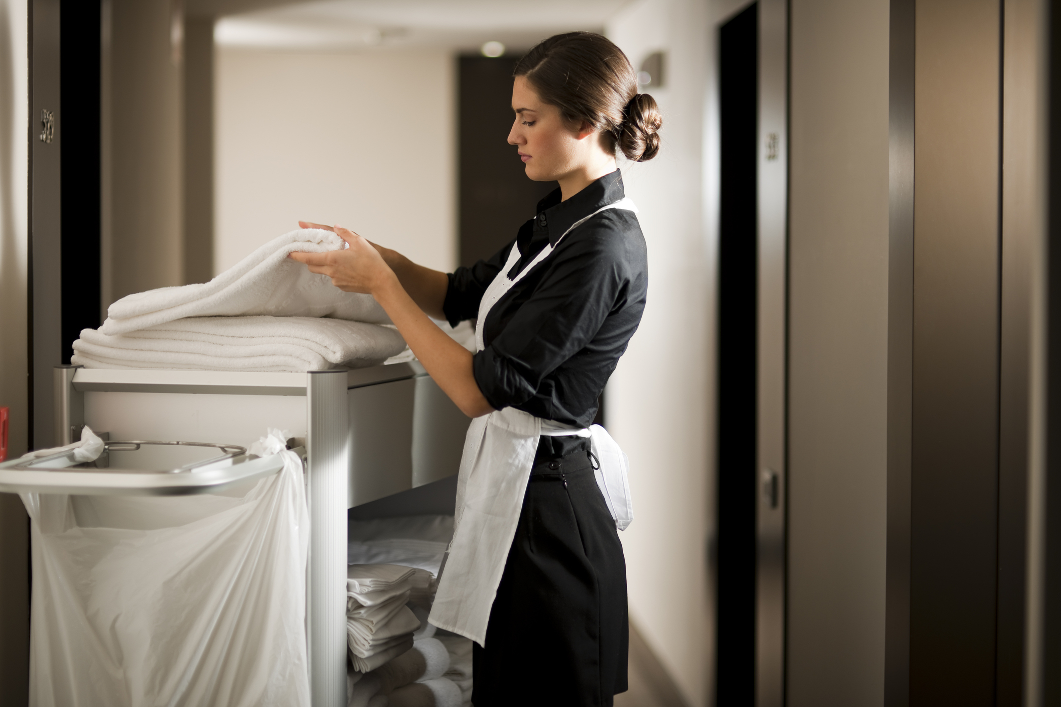 What are the Duties of a Room Attendant ?