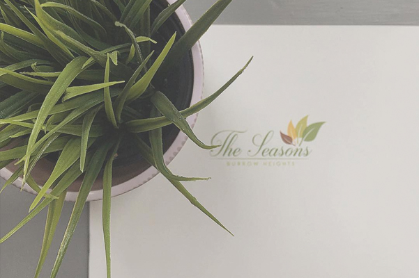 The Seasons Bespoke Brochure for VMove Consultants.