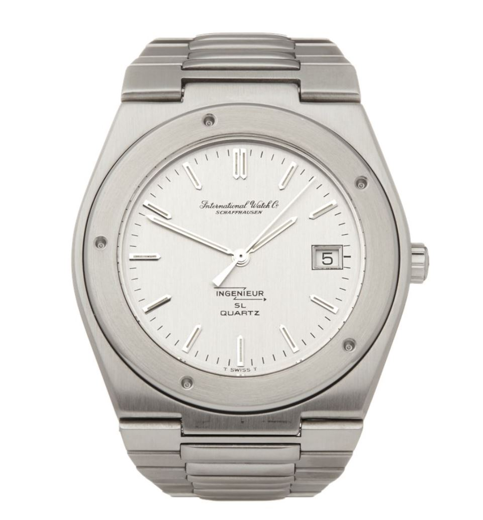 Review of vintage IWC Ingenieur IW1832