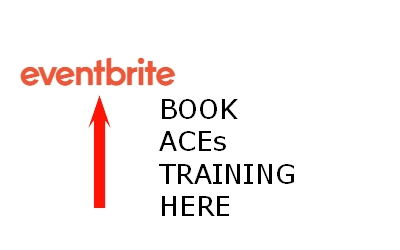 Booking link for ACEs training