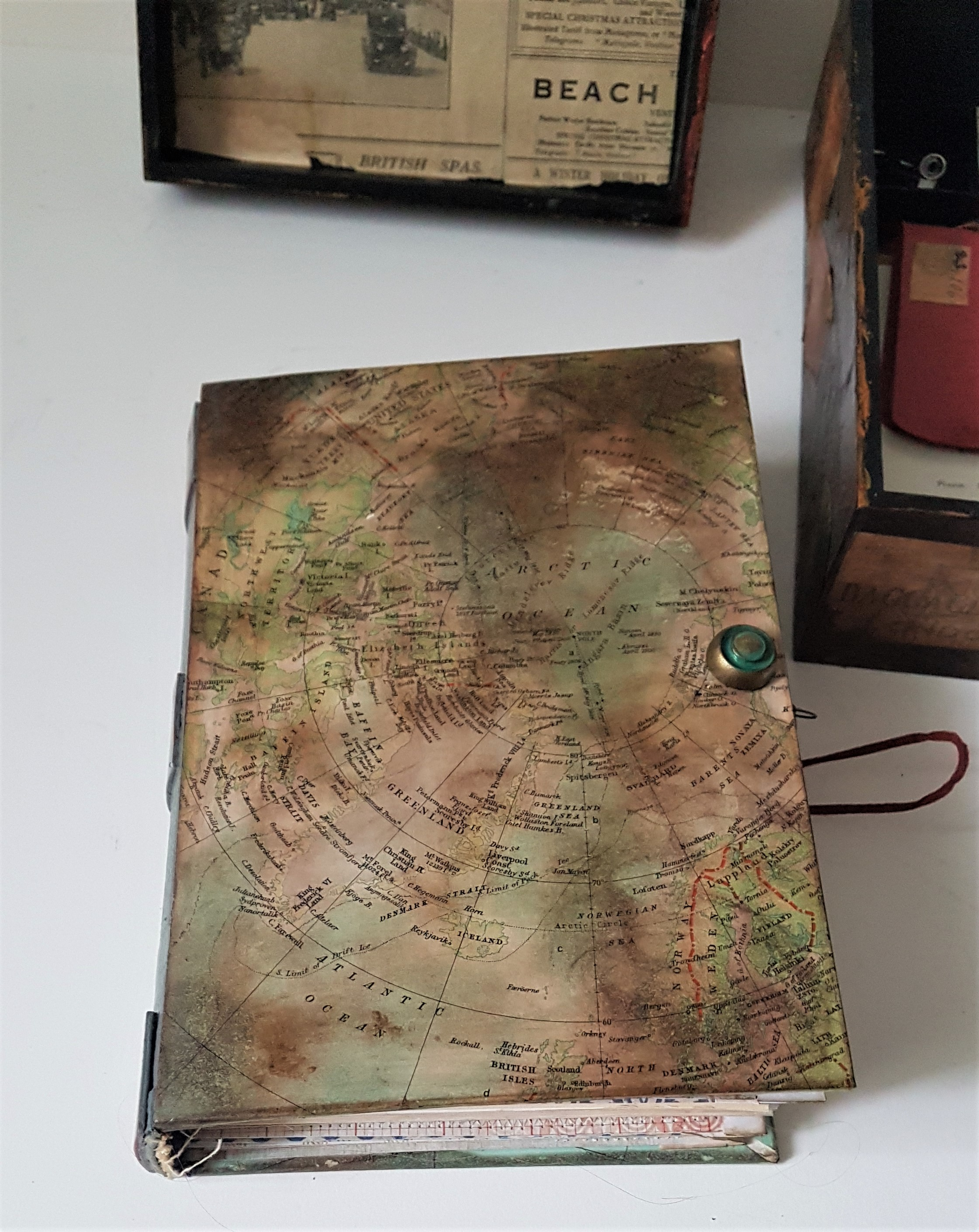 Concept Journal. - Sold, thank you
