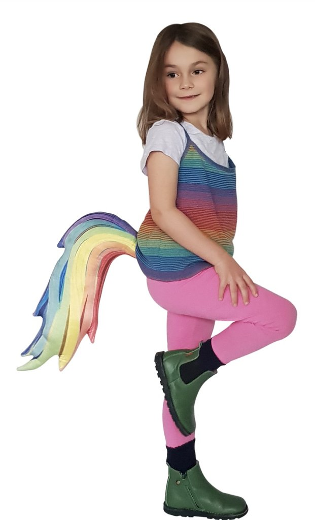TellTails Wearable Unicorn Tail for Adults / Kids