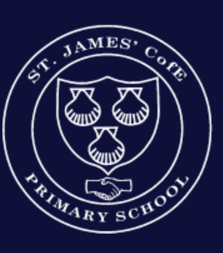 St James CE  Crew neck Jumper