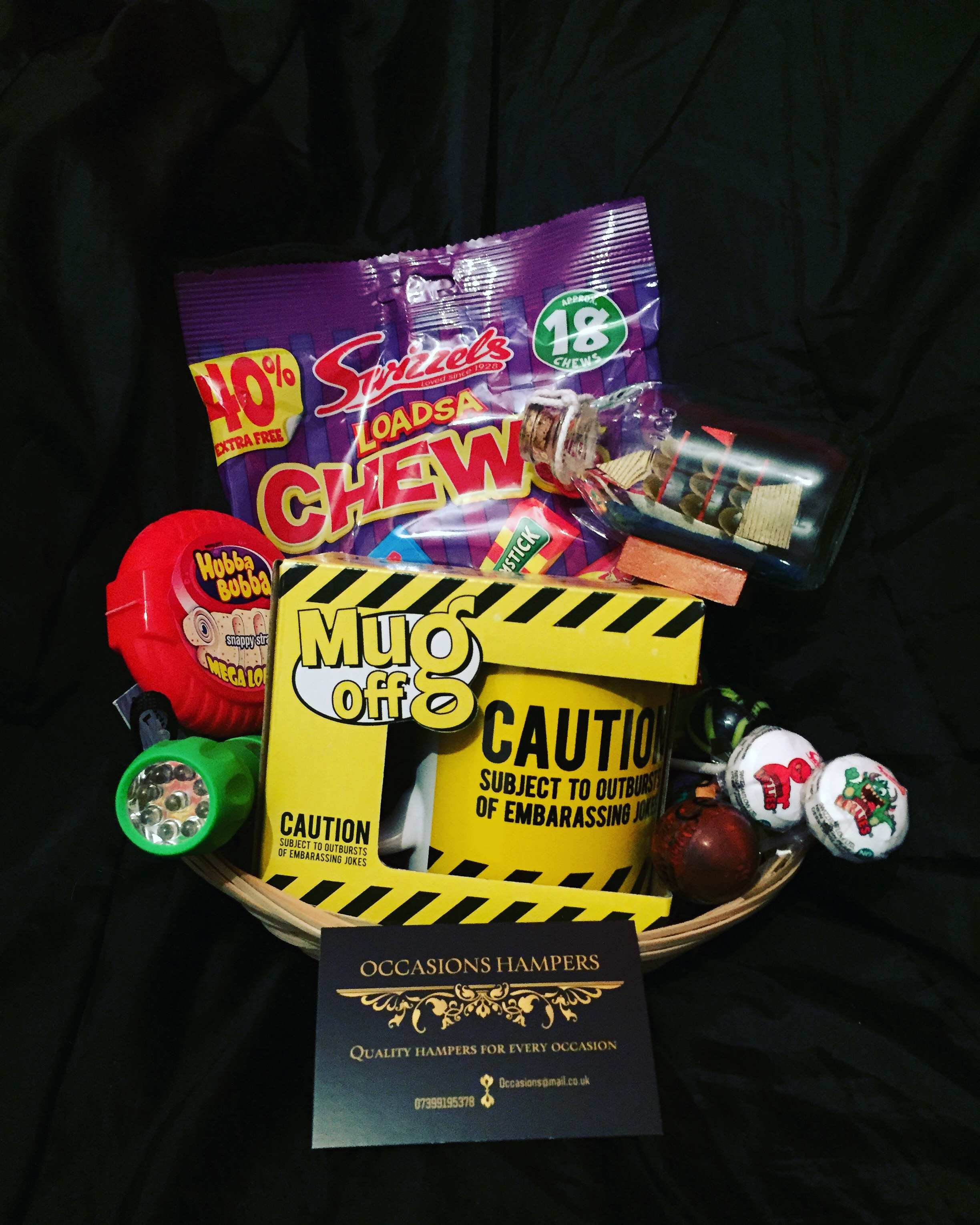Teenager Mega Treat Gift Baskets