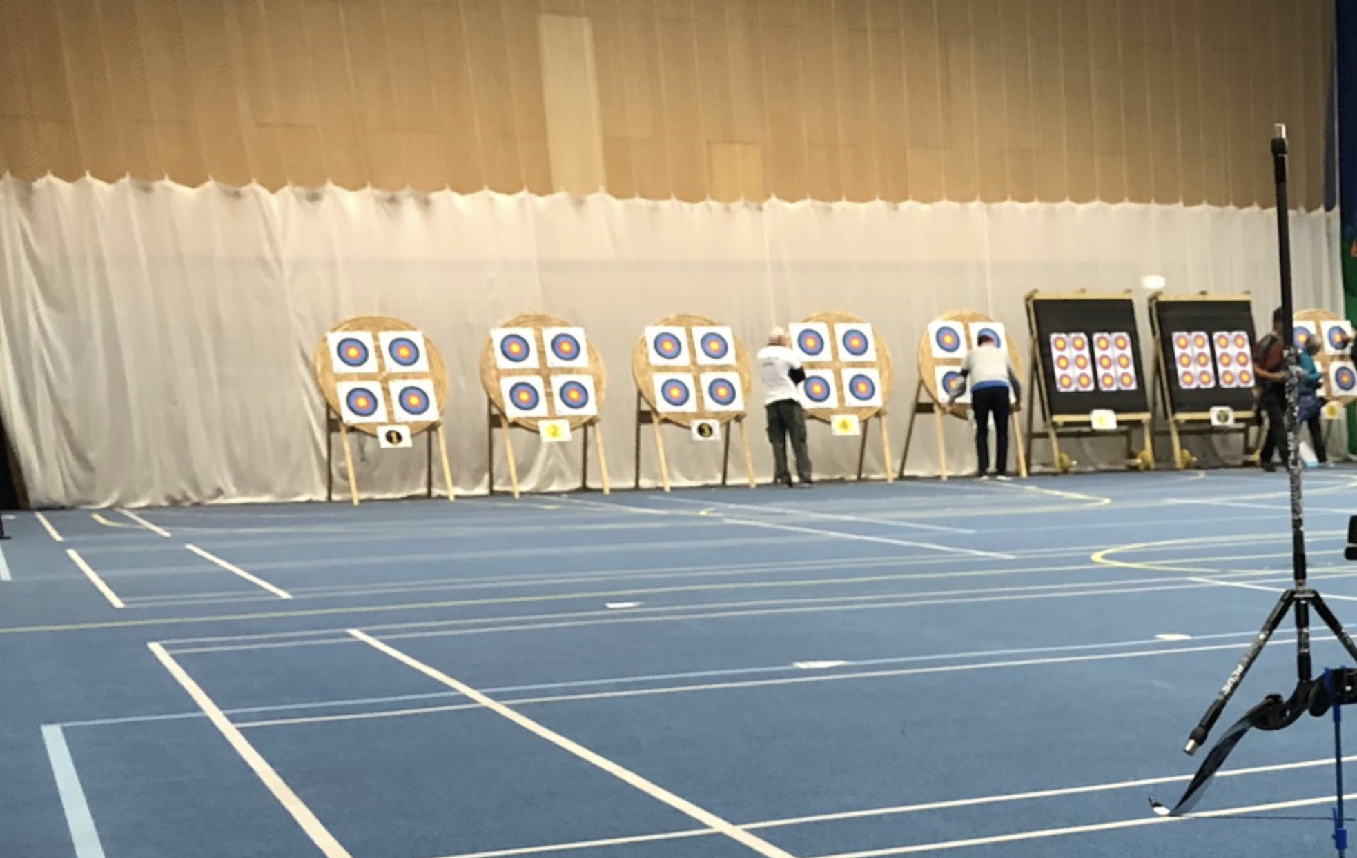Indoor Archery at the King's Centre