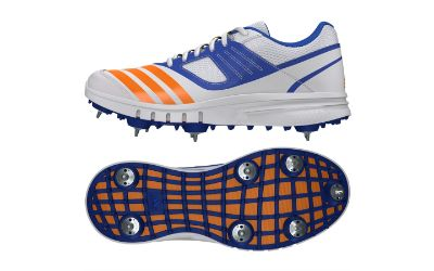 Adidas Howzatt Spike Mens Cricket Shoes Uk size 7