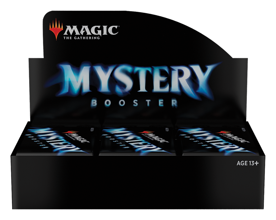 Mystery Booster Display