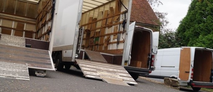 House Removals Moreton-in-Marsh