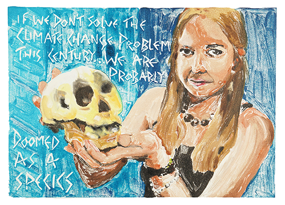 Alice Roberts on Climate Change