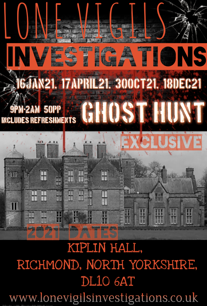EXCLUSIVE: Kiplin Hall 2021 Dates