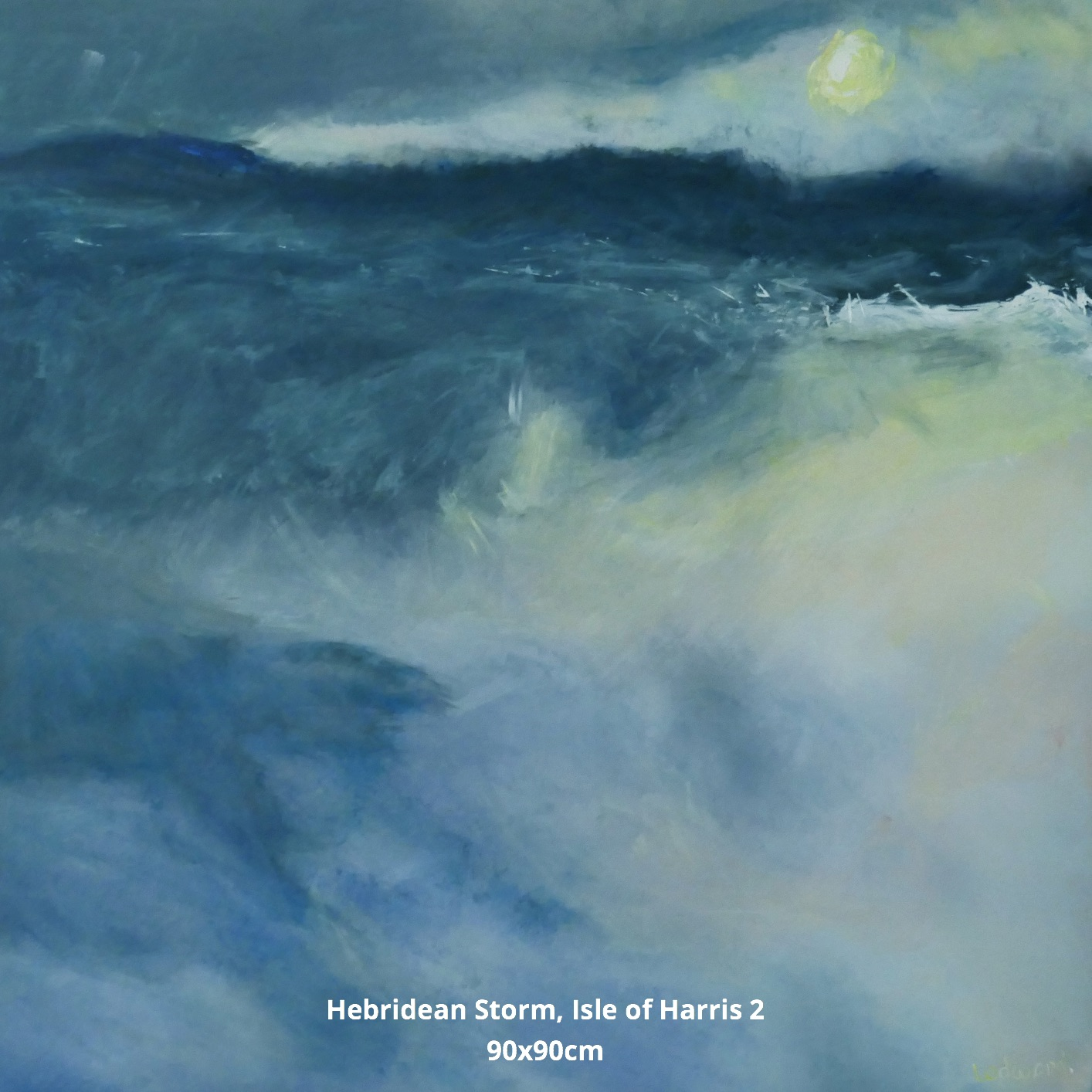 Hebridean Storm, Isle of Harris  2