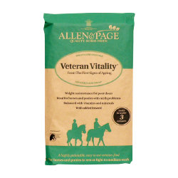 Allen and Page Veteran Vitality