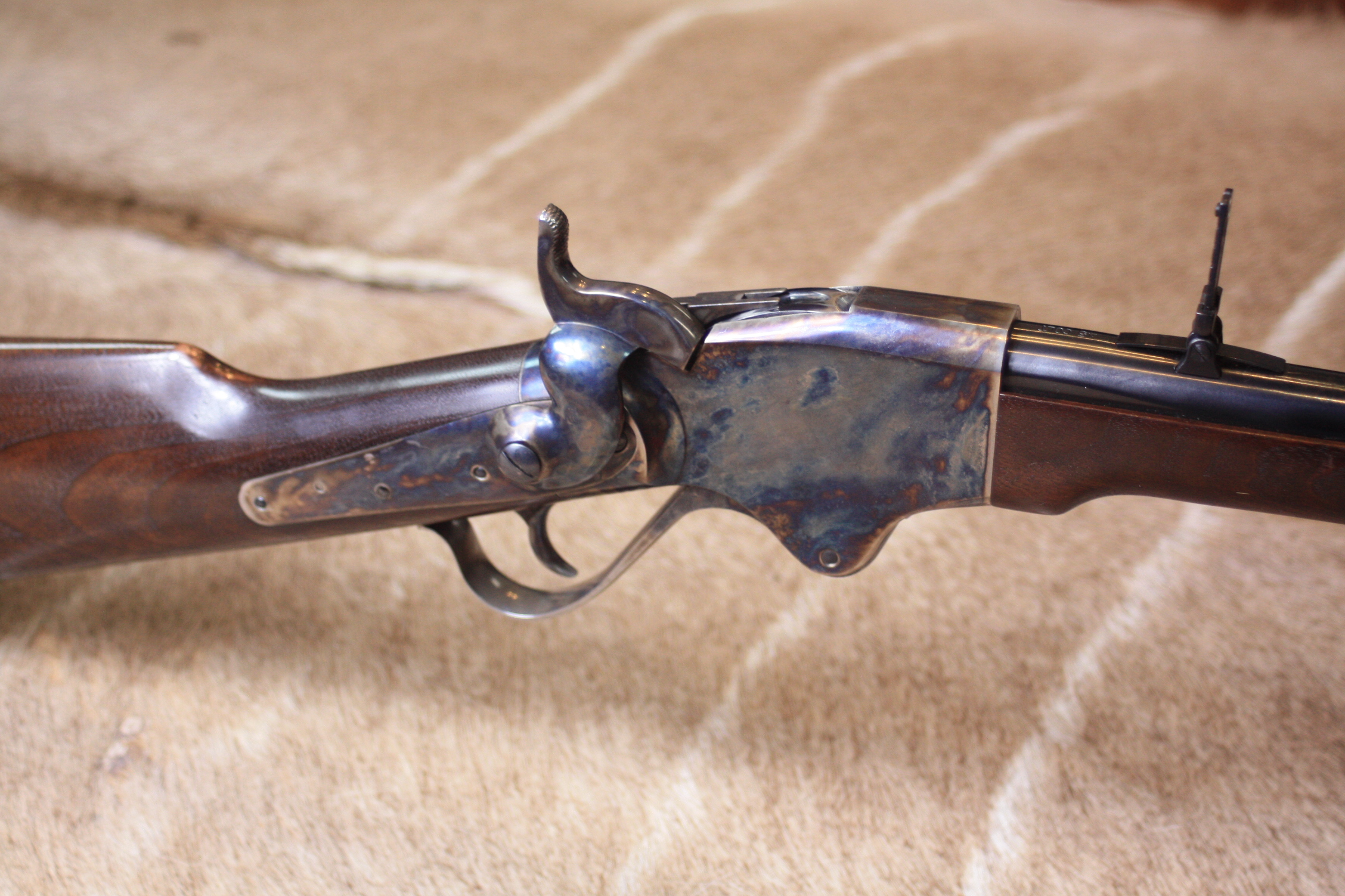 CHIAPPA, MODEL 'SPENCER' A REPRODUCTION .45 Long Colt LEVER-ACTION  CARBINE