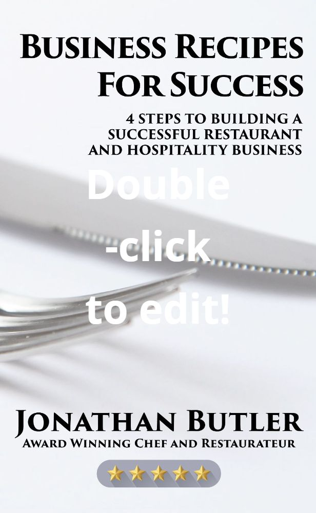Business recipes for success book