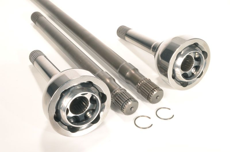 RCV Performance CV Axle Set Toyota Land Cruiser 80 Series 91-97 - 30 Spline 300M Shaft Upgrade