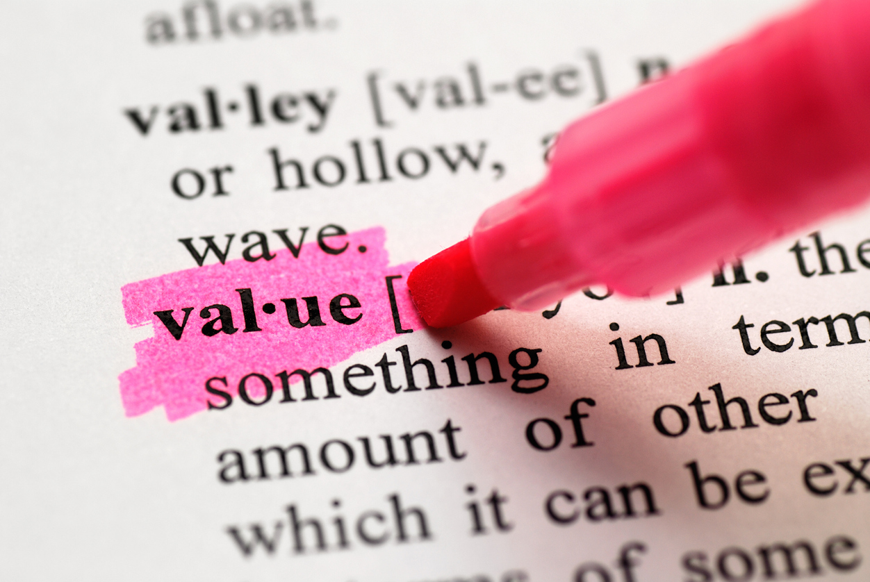 Sources of business value. What are they?
