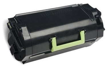 62D2H00 25K Yield Toner Cartridge for Lexmark