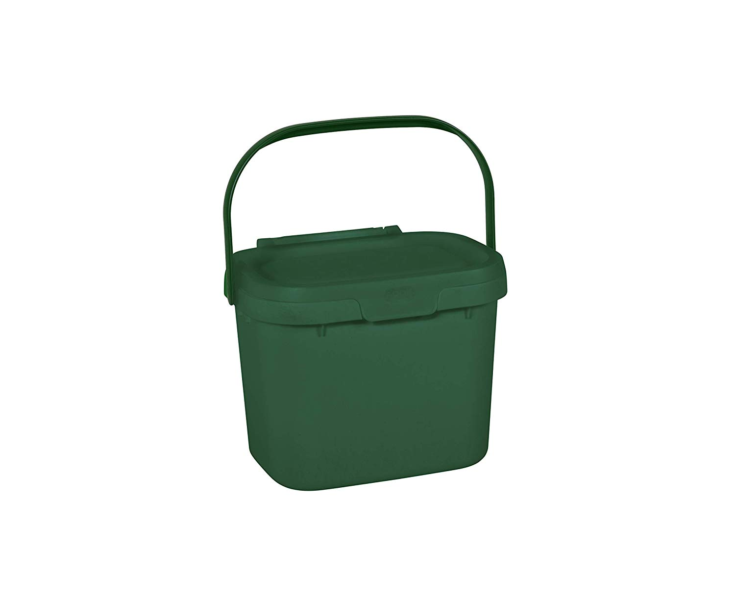 Addis Kitchen Compost Caddy Green 4.5L