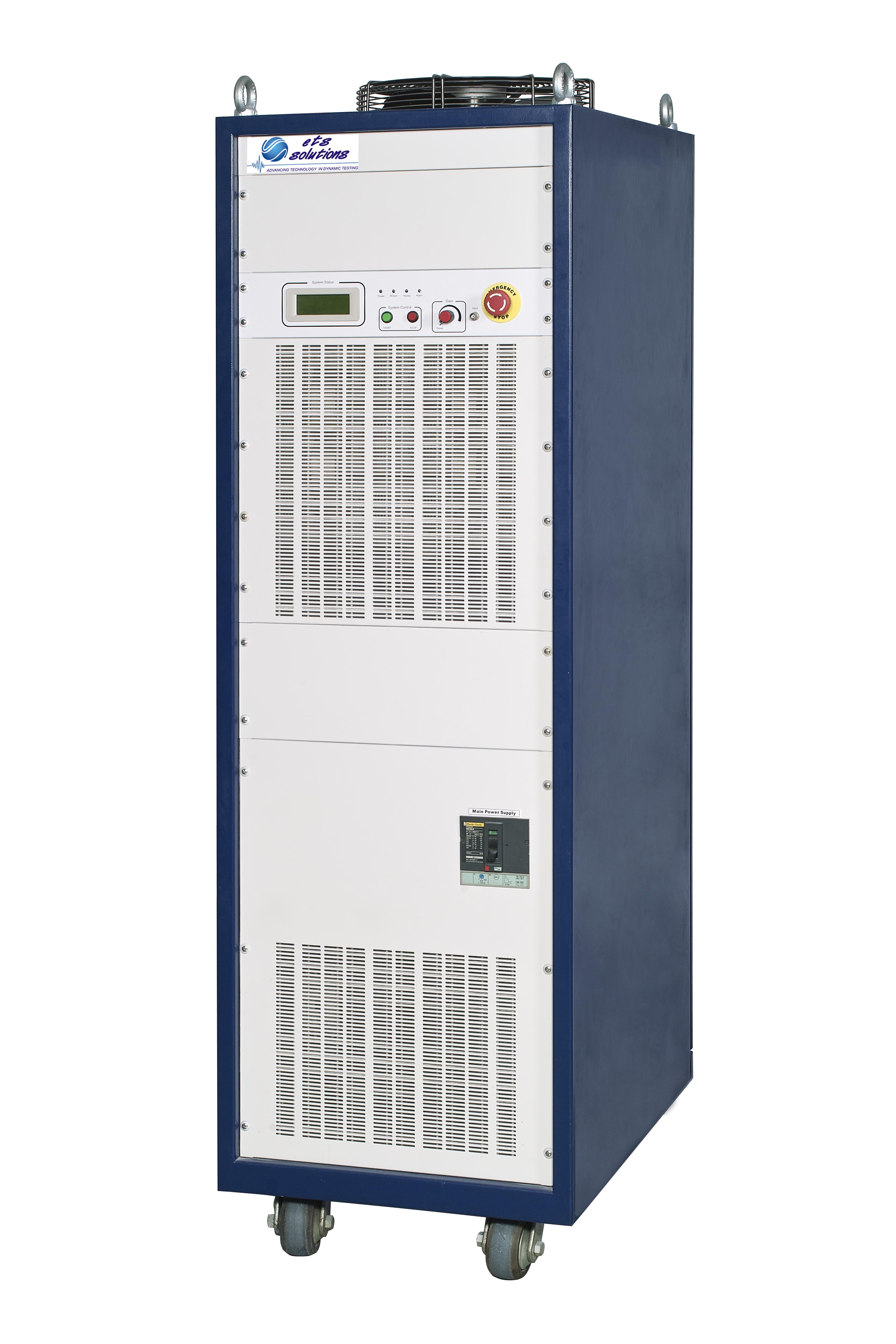 Cabinets: 1, Max Power Output: 13kVA to 48kVA, Max Output Voltage: 120V, Max Output Current: 400A