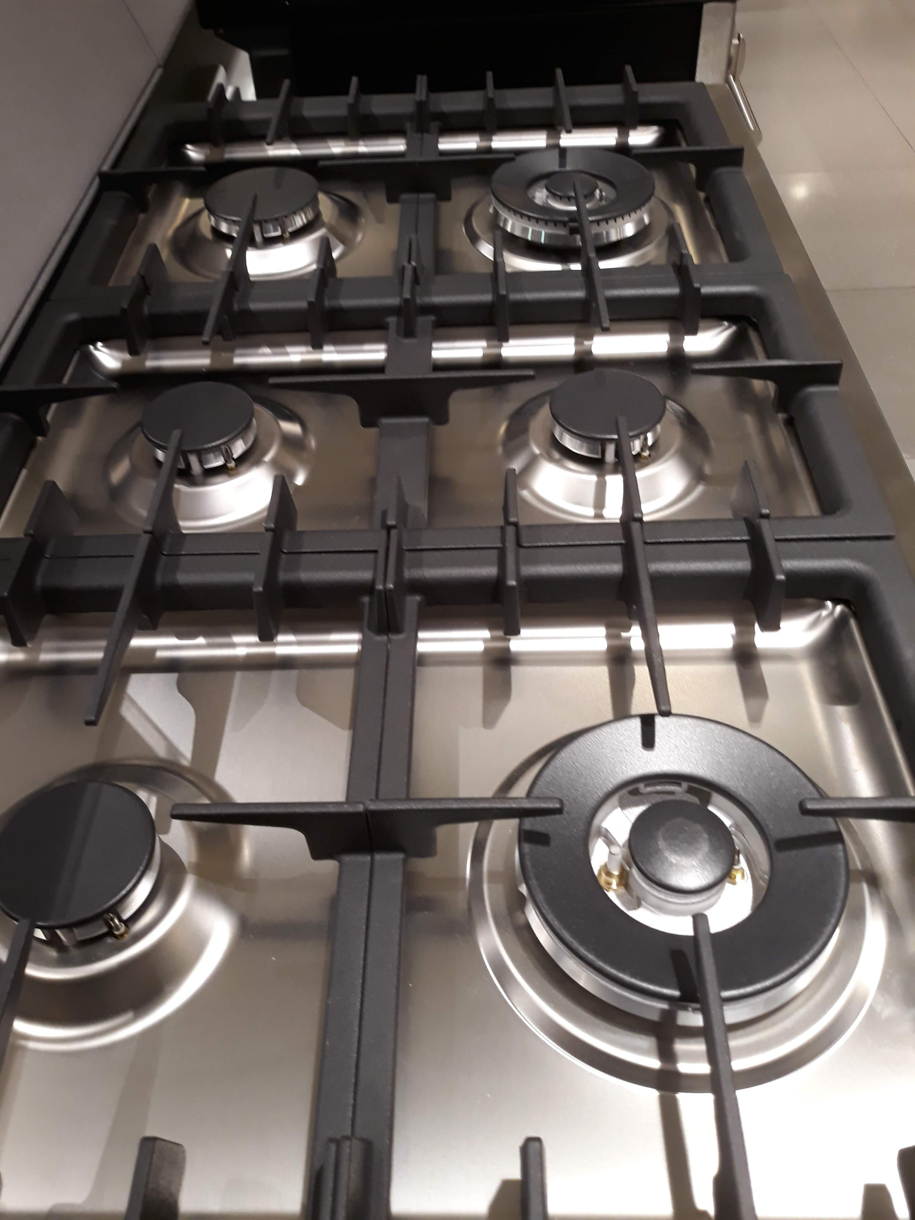 Gas Hob 6 Burners