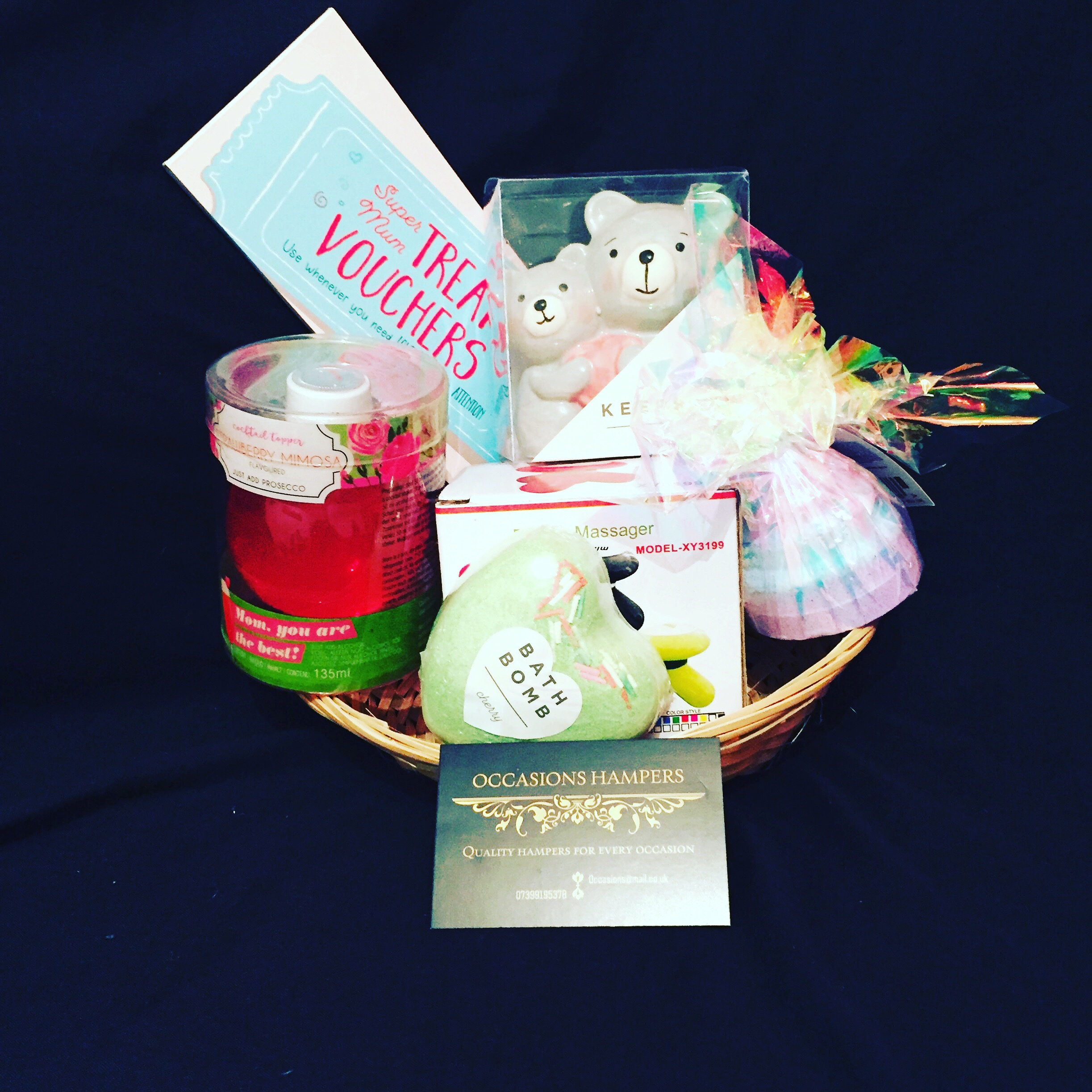 Gift baskets for all occasions!