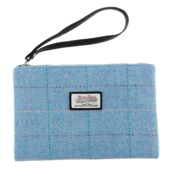 Harris Tweed Pouch in Colour 65