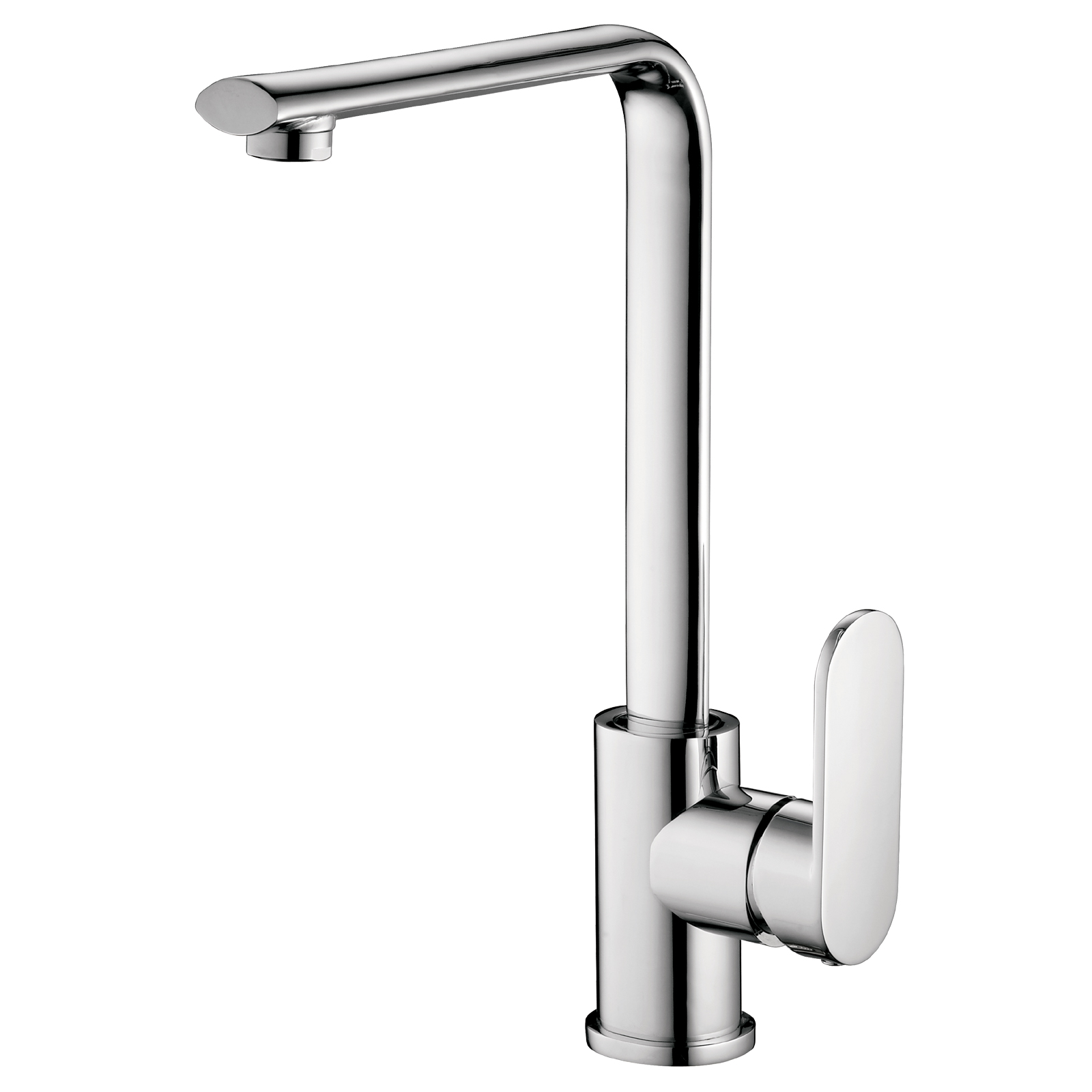 Brussels Kitchen Mixer Tap  (Chrome)