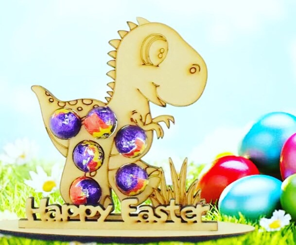 Easter Egg Holder ( DINOSAUR)