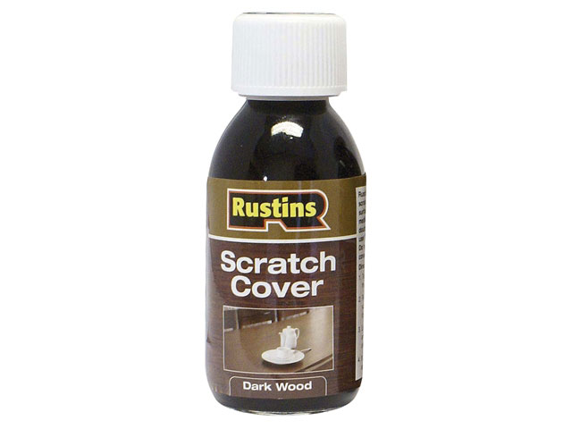Rustins Scratch Cover Dark 125ML