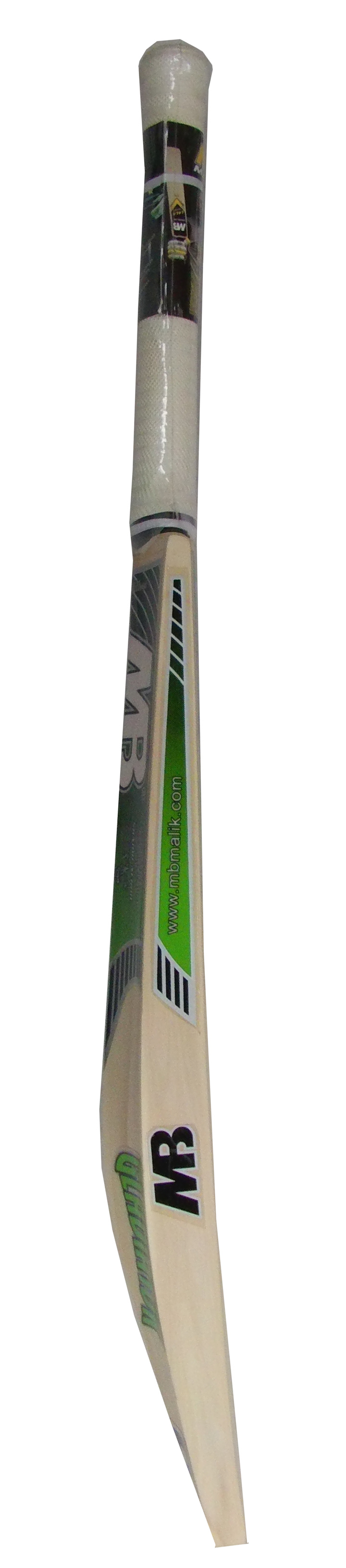 MB Malik Gladiator English Willow Cricket Bat LH Weight 2.9 Lbs