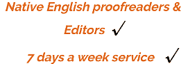 'legal proofreading services uk'