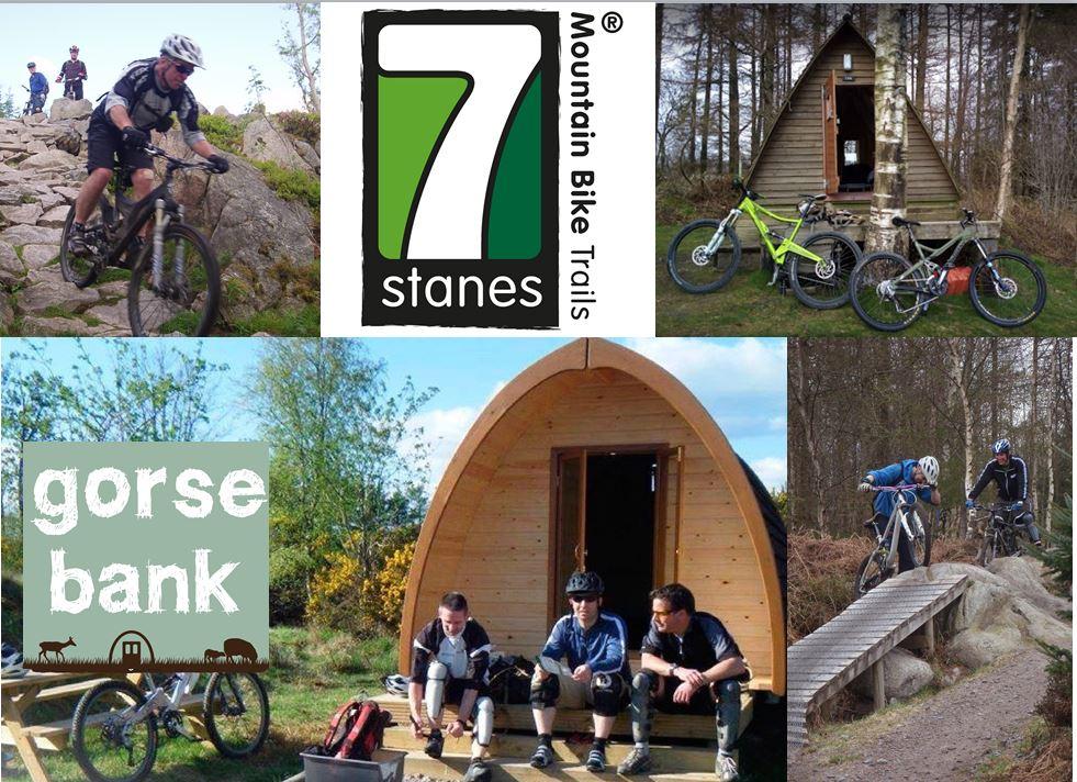 c37fdb70612 Mountain Bike Holidays Scotland close to the 7 Stanes Trail Dalbeattie
