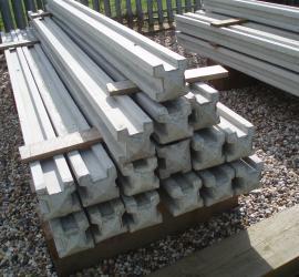 Fence Panels Concrete Posts Gravel Boards Patio Paving