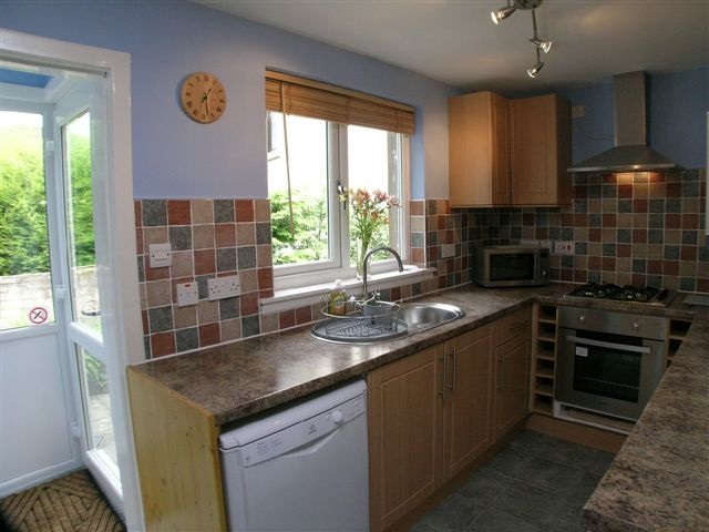 Kirkside Cottage, Kitchen