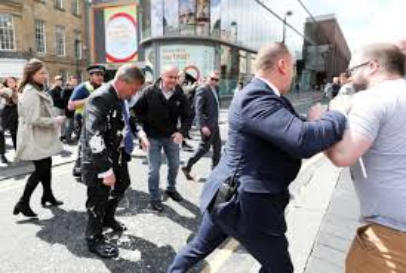 Man who lobbed a £5.25 milkshake at Nigel Farage on the election trail