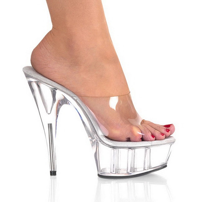 Sexy Shoes with 6 Inch Heels
