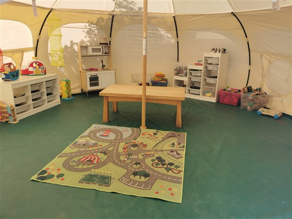 2019 Children's play tent
