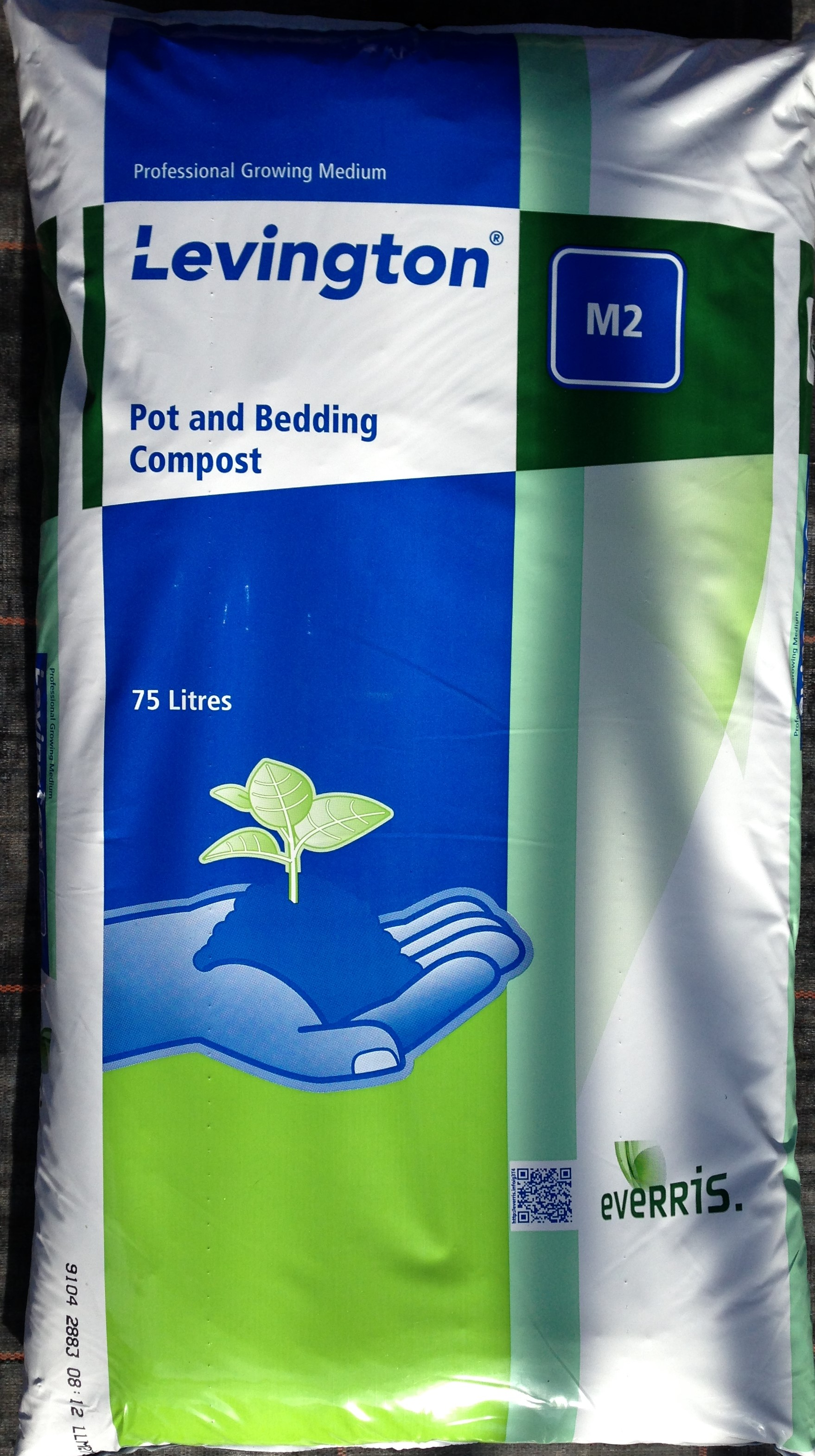 Levington M2 75 Ltr Potting Compost £8.75