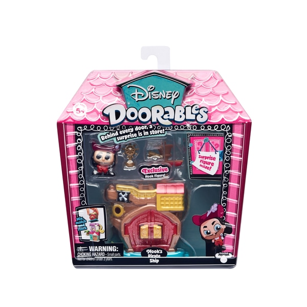 Doorables Micro Display Playset