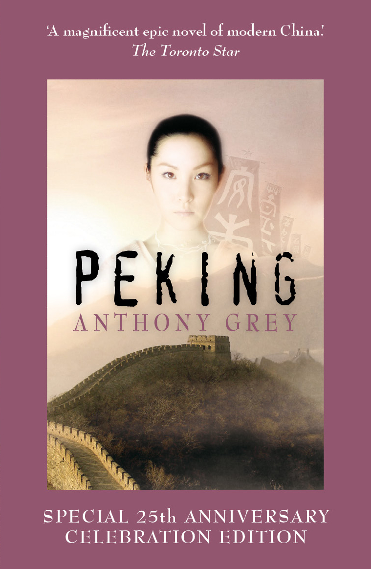 Peking by Anthony Grey