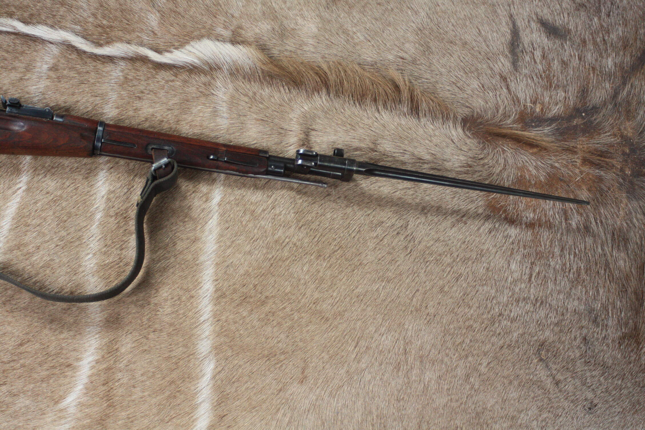 Mosin Nagant M44 7.62 x 54R Bolt Action Rifle