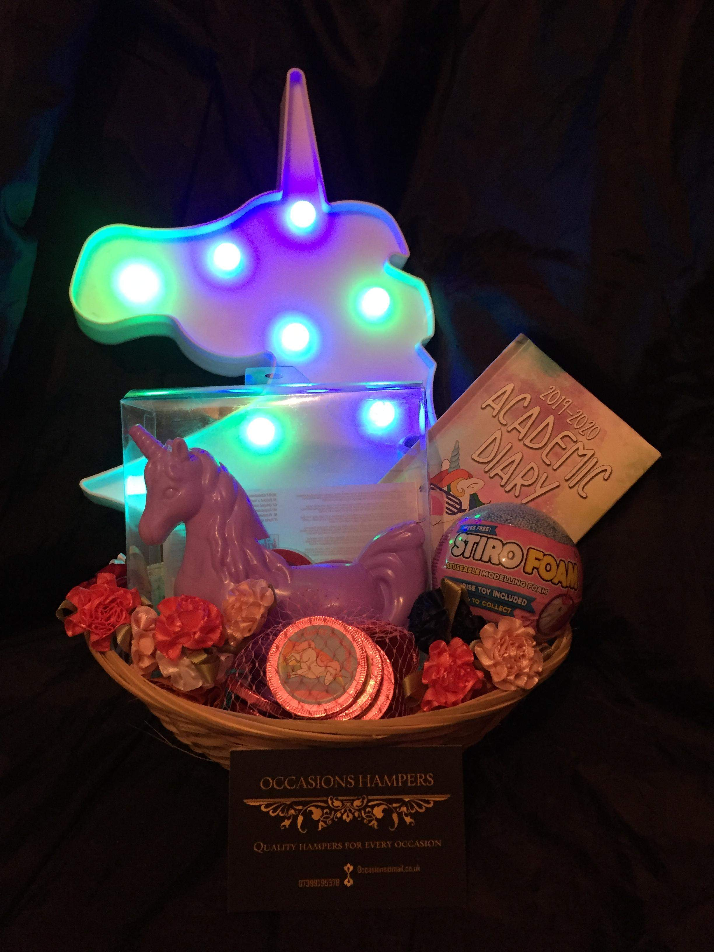Unicorn Ultimate Gift Baskets