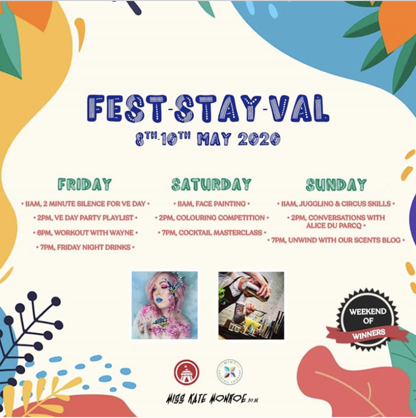 The Perfume Shop 'Fest-Stay-Val'