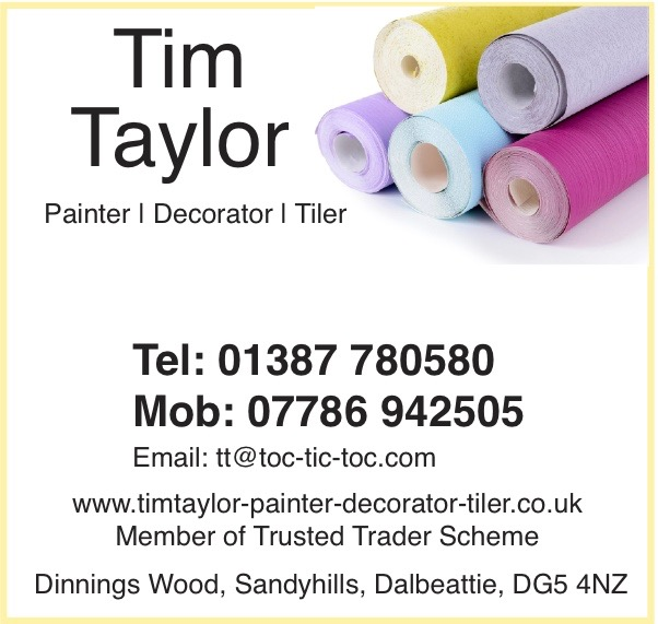 Tim Taylor painter and decorator link