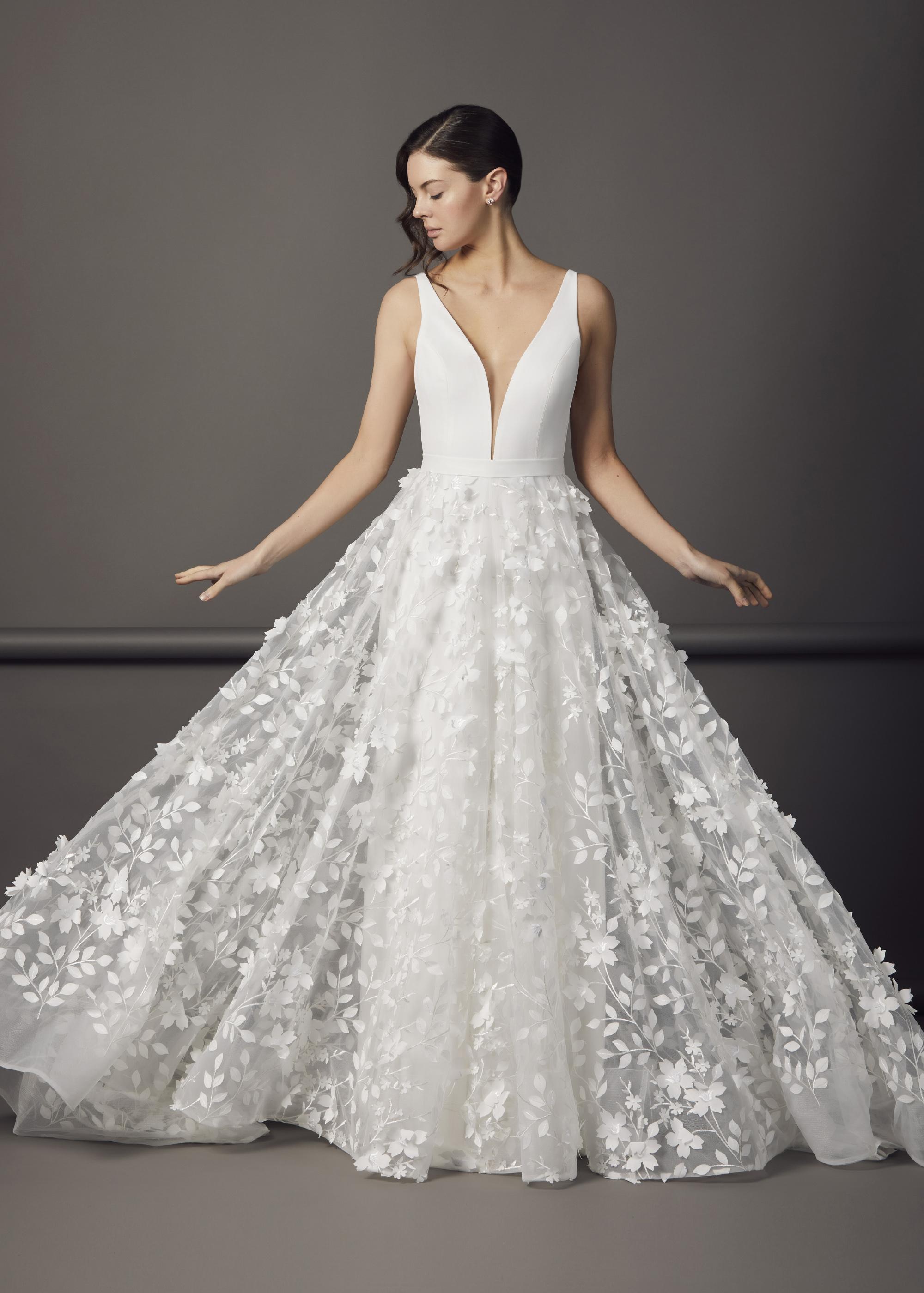 White Wedding Gowns Uk